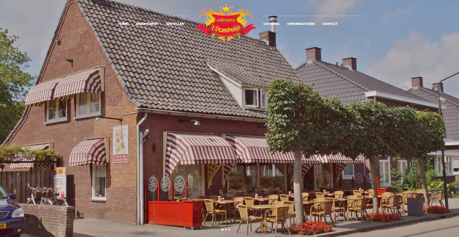Cafetaria/Eeterij 't Stamhuijs